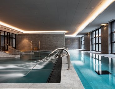 RU - HIVER » Спа-центр Grand Spa Thermal (Брид-ле-Бен)